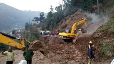 Landslide On Nh 10 Cuts Off Bengal Sikkim Road Link