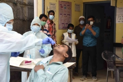 Maharashtra Crosses 2 Million Covid Tests Mark