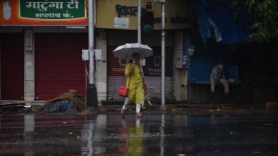 Photo of Mumbai lashed by heavy rains, traffic hit