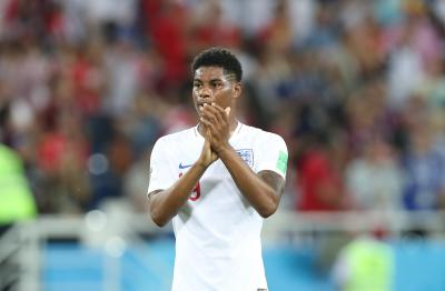 Rashford Martial Link Really Well Off Each Other Says Man United Boss