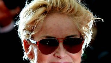 Photo of Sharon Stone: My stroke made me feel like a different person