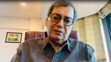 Photo of Subhash Ghai: Saroj Khan will live in history of choreography for Indian cinema