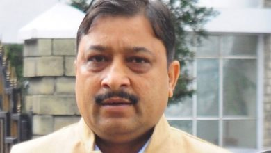 Suresh Kashyap Appointed New Himachal Bjp Chief