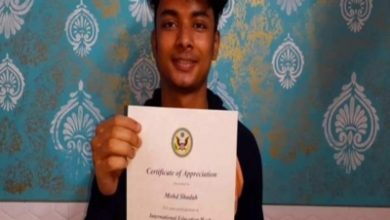 Up Boy Tops In Us High School