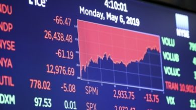 Photo of US stocks open lower amid earnings reports