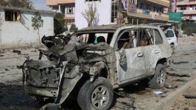 1 Dead 2 Injured In Kabul Blast