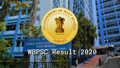 W B P S C Food Supply S I Result 2020 Declared
