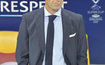 Photo of Bale decided not to play against Man City, says Zidane