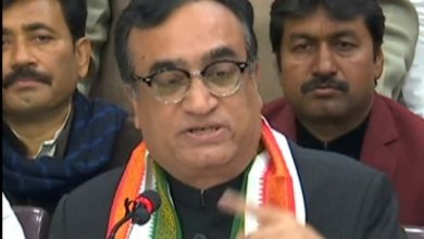 Following Political Crisis Maken Appointed Rajasthan Cong Chief