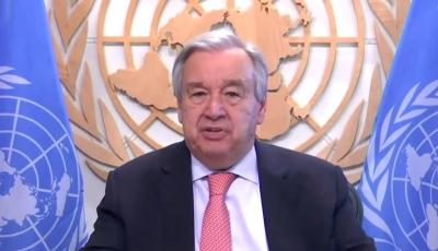 Guterres Welcomes Israel Uae Peace Deal