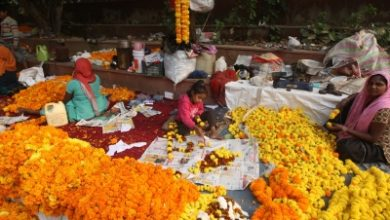 Incense Sticks From Temple Garlands To Skill Poor Women