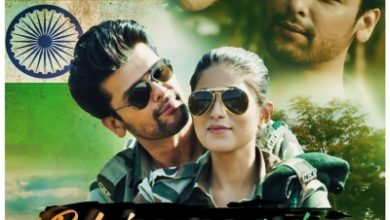 Photo of Kushal Tandon in music video of single that pays tribute to Pulwama martyrs