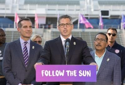 La 2028 Chief Urges Ioc To Allow Anti Racist Advocacy At Olympics