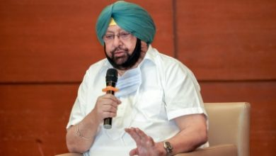 Punjab Cm Asks Bajwa To Approach Him On Security Withdrawal