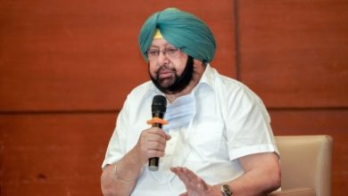 Photo of Punjab CM opposes bid by party leaders to challenge Gandhi family