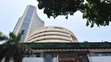 Sensex Loses Over 400 Points Nifty Below 11000 Mark
