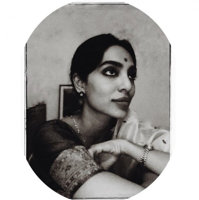 Sobhita Dhulipala Wants You To Believe She Was Around In 1957