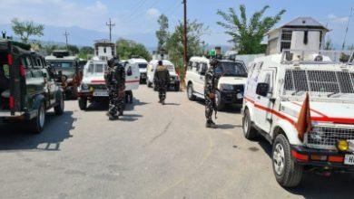 Terrorist Shot In Jk Encounter After Killing Of 2 Crpf Troopers Spo