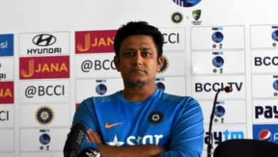 Photo of The hundred certainly was very special, says Kumble