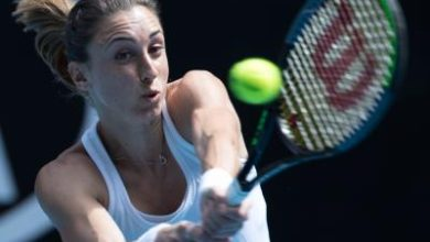 Photo of Top-seeded Petra Martic reaches Palermo Open semis