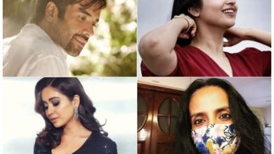 Photo of TV stars on freedom in the time of lockdown and social distancing