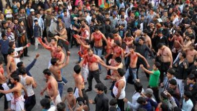 Photo of 'Yaum-e-Ashura' observed in Hyderabad with traditional procession