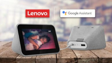 Lenovo Smart Clock Essential With Built In Google Assistant