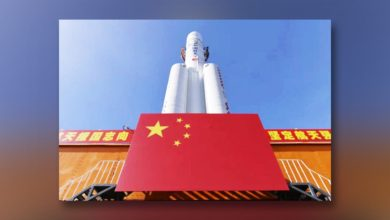 Reusable Chinese Spacecraft Lands Successfully