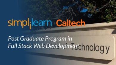 Photo of Simplilearn and Caltech CTME Launch Full Stack Web Development Post Graduate Program