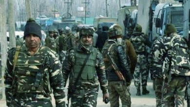 Terrorists Attack Security Forces In South Kashmir