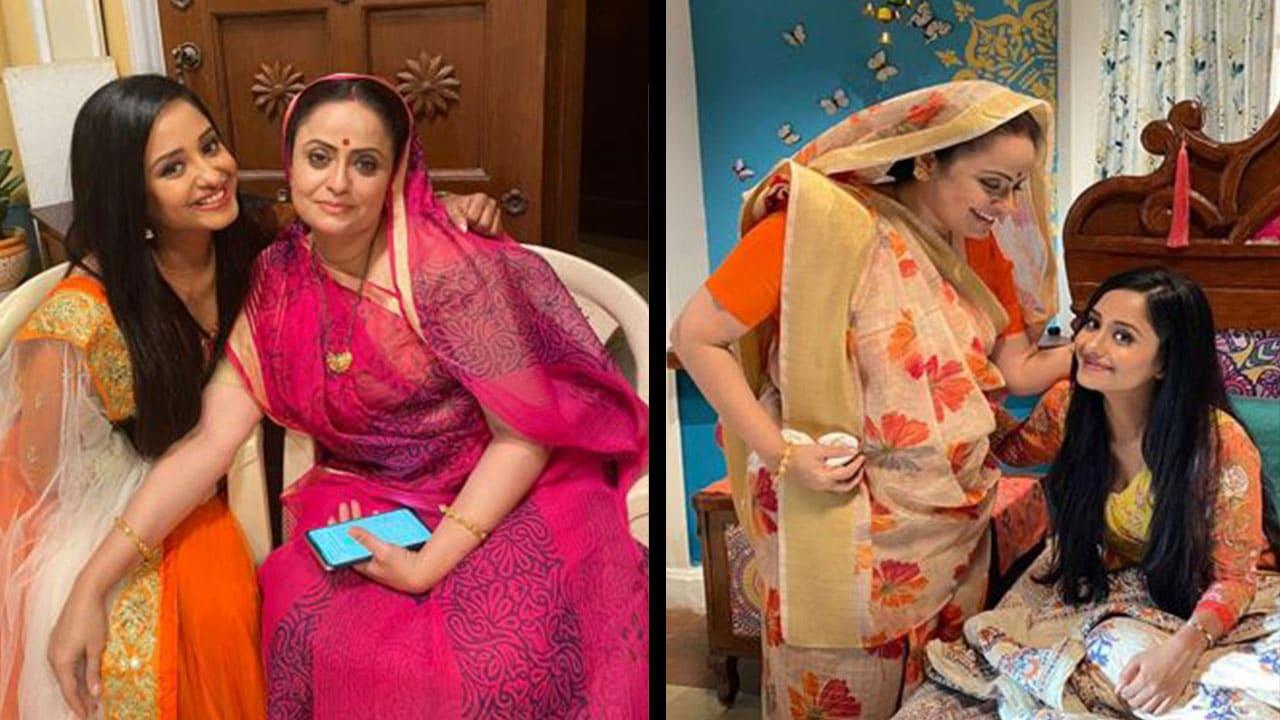 Tina Philip Finds Her Guide In Her On Screen Mother Vaishnavi Macdonald