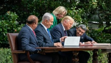As Election Looms Large Trump Touts Israel Deal And Pursues Af Peace
