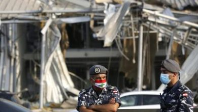 Photo of Beirut port fire causes $15mn losses