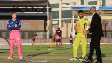 Chennai Super Kings Win Toss Opt To Bowl Vs Rajasthan Royals