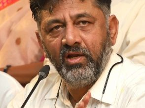 Congress Shivakumar Re Admitted To Hospital After Fever