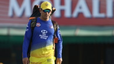 Photo of Dhoni, CSK finally start practice in UAE