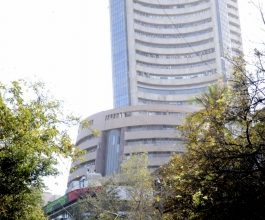 Photo of Equity indices trim major initial gains, Sensex up 65 points