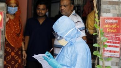 Gujarat Reports 1364 New Covid Cases 12 Deaths