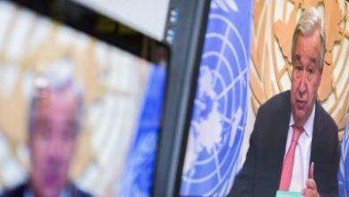 Photo of Guterres warns UN facing its '1945 moment'