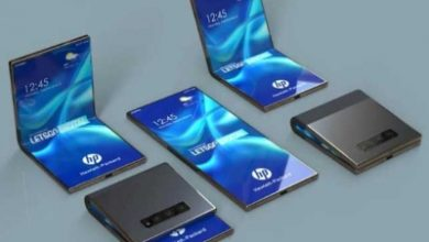Hp Patents Clamshell Foldable Phone Like Galaxy Z Flip
