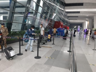 Indias First Igia Now Sports Dedicated Private Jet Terminal