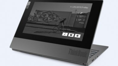 Photo of Lenovo launches ThinkBook Plus notebook, targets Indian SMBs