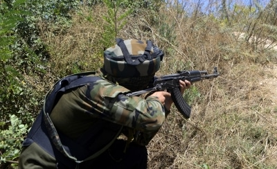 Pak Ceasefire Violation At Loc In Nowshera Sector