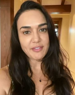 Preity Zinta Quarantine Is All About Being Positive In Life