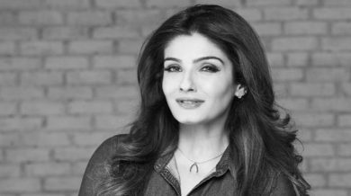 Photo of Raveena Tandon: There is nothing I'd change about my life