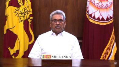 Photo of Sri Lanka to ensure no nation dominates Indian Ocean: Rajapaksa