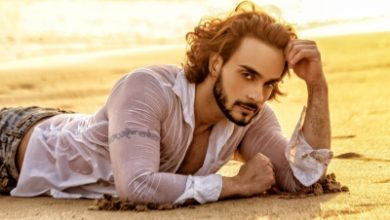 Photo of TV star Angad Hasija: There is more struggle in films than serials