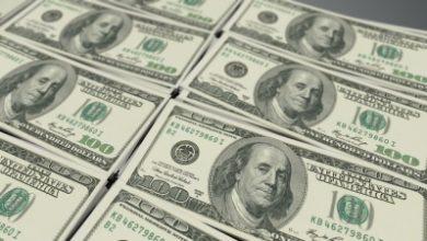 Photo of US dollar edges up amid economic data