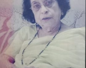 Veteran Left Leader Roza Deshpande Dies At 91 Ld