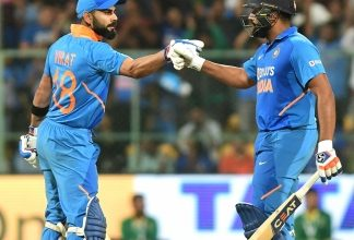 Virat Rohit Continue To Lead Icc Odi Rankings For Batsmen